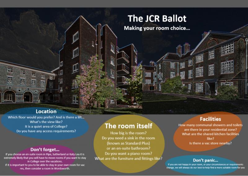 room ballot
