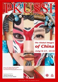 the global images of china